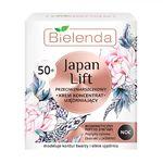 Крем для лица Bielenda Japan lift ночной, укрепляющий, против морщин 50+, 50 мл