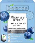 супер увлажняющий крем пенка BLUEBERRY C-TOX