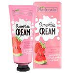 """Bielenda Smoothie Cream - Крем увлажняющий для лица """"Арбуз и клубника"""""""